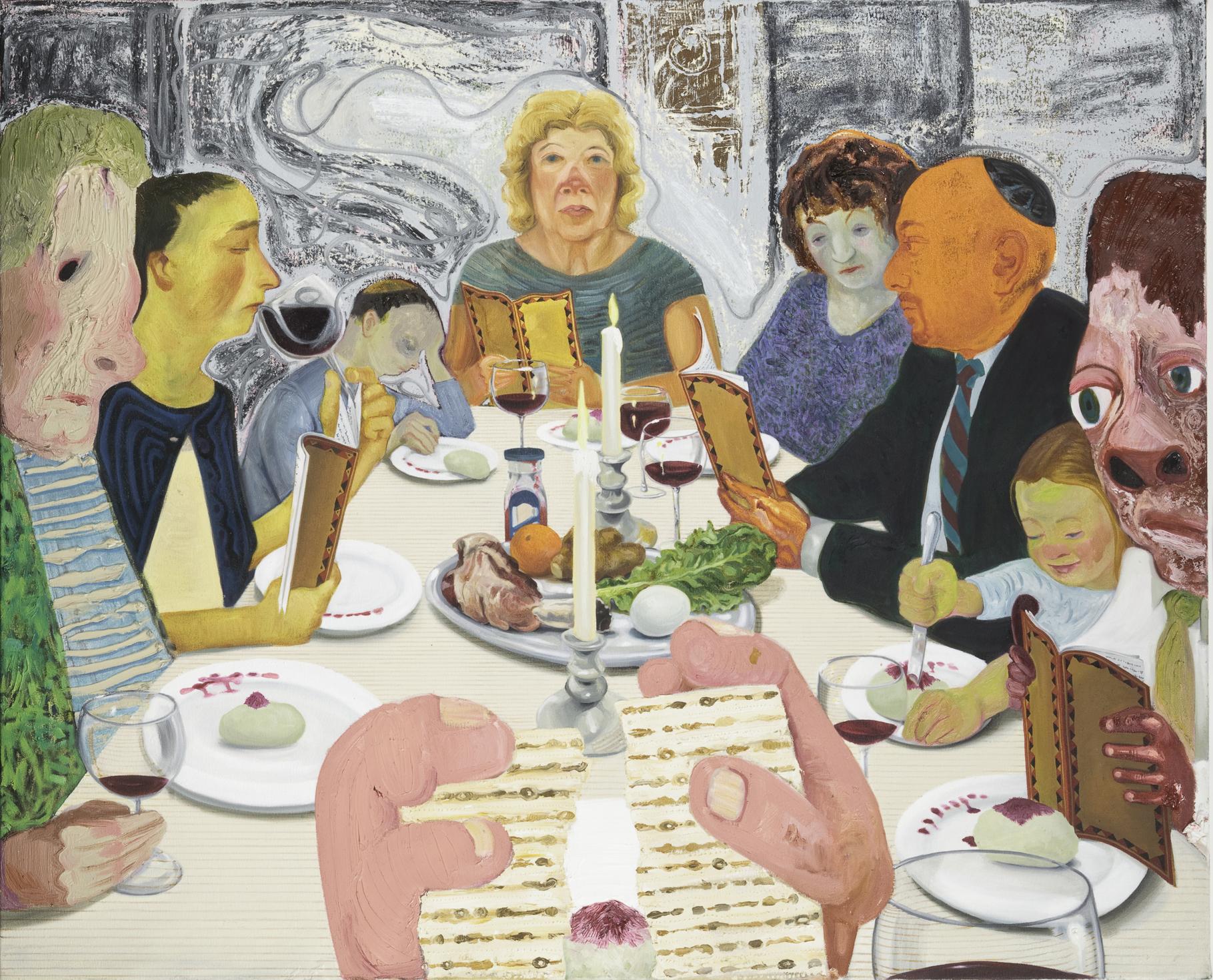 酷兒畫家尼可.艾森曼