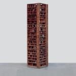 淑卡爾 有一千個零件的雕塑 1966-1968 (c) Saloua Raouda Choucair Foundation