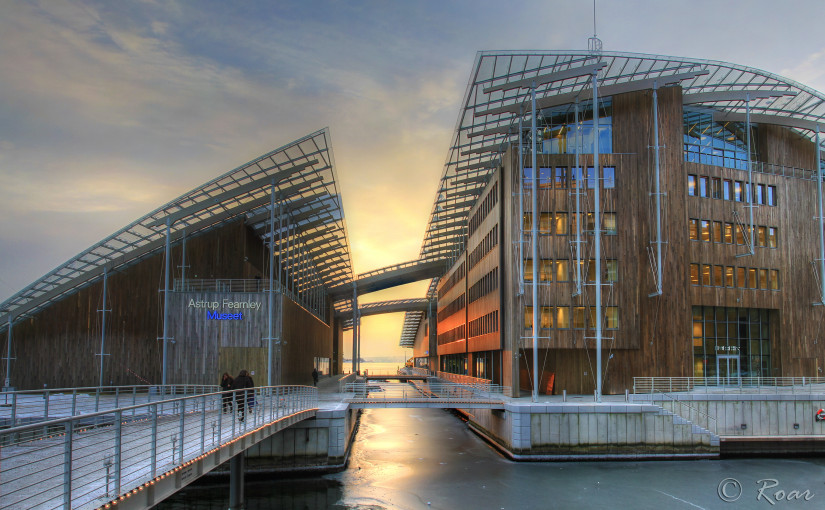 Renzo Piano設計的挪威Astrup Fearnley Museum