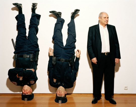 美術館需要「收藏」收藏家─達奇斯‧喬昂諾